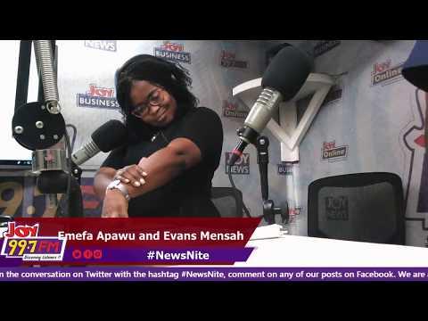 NewsNite on Joy FM (9-10-18)