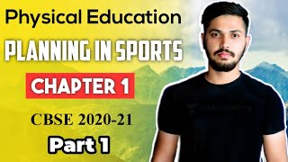 Planning in Sports | Unit 1 | Physical Education Class 12 for 2020-21 CBSE BOARD | PART 1 - Download this Video in MP3, M4A, WEBM, MP4, 3GP