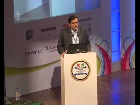Print Summit 2013 : Key Note Address by Arnab Goswami with Q&A Part 1