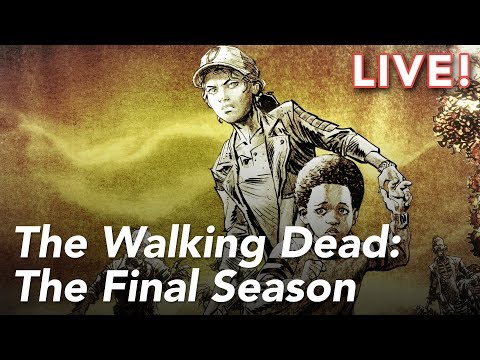 The Walking Dead: The Final Season with Heather and Paul | 8/14/18