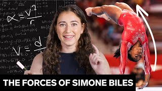 The Physics Behind Gymnastics, Explained (Vaults, Tumbles and Flips)   WIRED