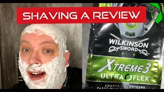 Wilkinson Sword Extreme 3 Ultra Flex Review