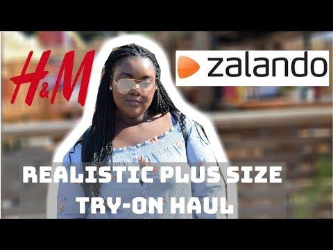 Plus Size Try-On XXL Haul | H&M | Zalando | Große Größen | Herbst Edition | Debby Shares