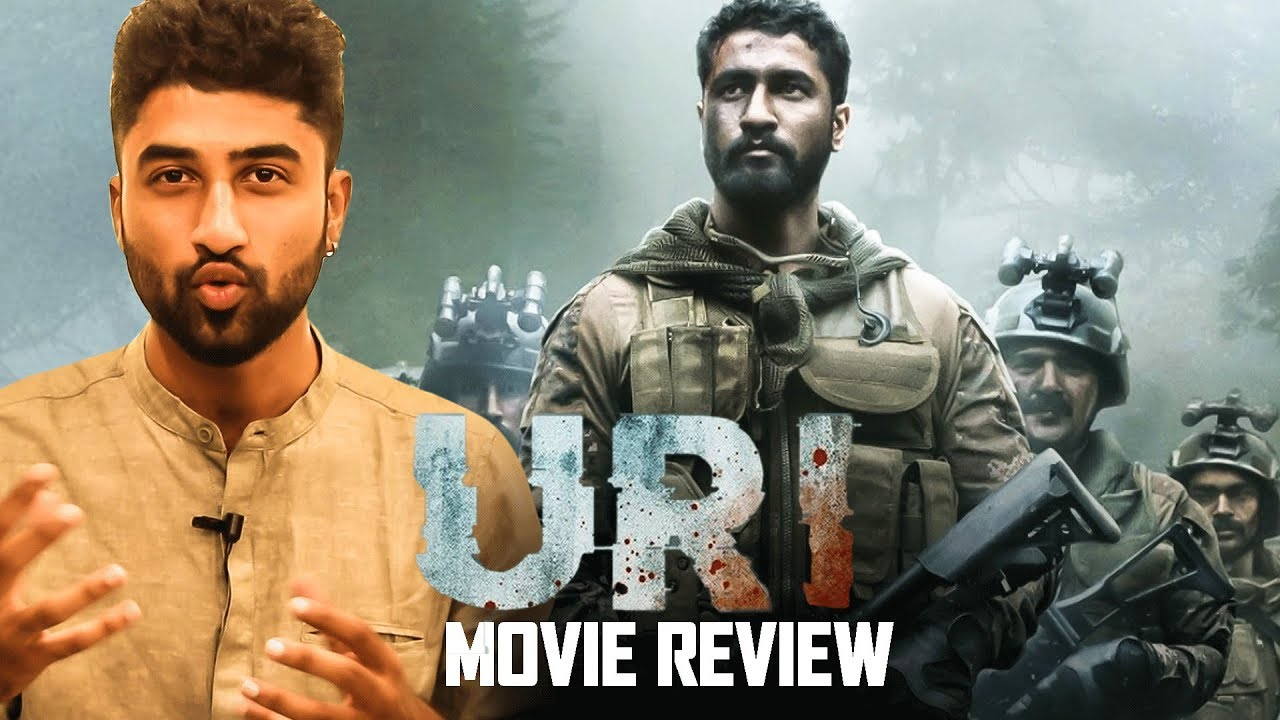 Uri -The Surgical Strike Review by Behindwoods   Vicky Kaushal