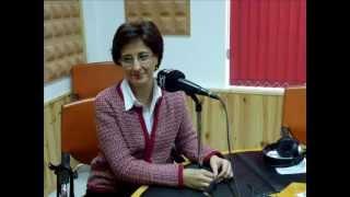 ENTREVISTA a Araceli Vega en PUNTO RADIO sobre Colección CUVANI