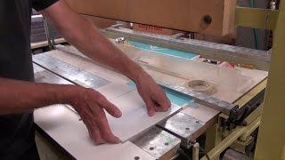 Bending Polycarbonate Sheets