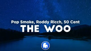 Pop Smoke - The Woo (Clean - Lyrics) ft. 50 Cent, Roddy Ricch