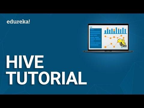 Hive Tutorial for Beginners | Hive Architecture | Hadoop Hive Tutorial | Hadoop Training | Edureka