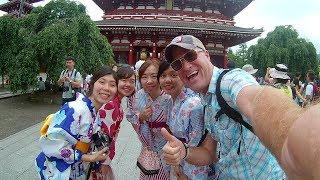 Three Days in Tokyo, Japan