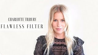Charlotte Tilbury Flawless Filter Makeup Tutorial and Review