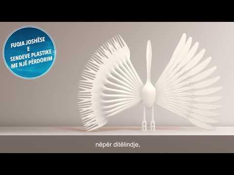 Fuqia joshëse e sendeve plastike me një përdorim/ The seductive power of single-use plastics