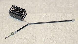 Варианты оснастки фидера на 2 крючка с антизакручивателем