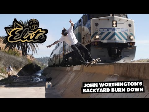 OJ Wheels | John Worthington's Backyard Burn Down
