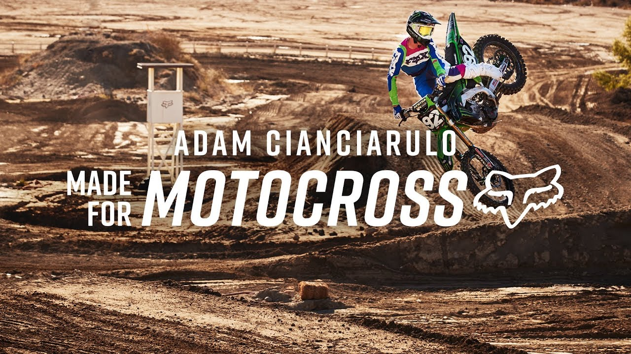 MX20 IS MADE FOR ADAM CIANCIARULO