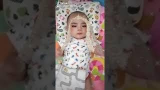 Tiktok bayi lucu ngedip2
