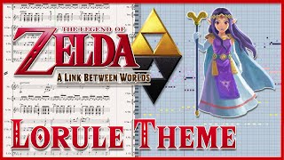 "New Transcription: ""Lorule Theme I"" from Zelda: A Link Between Worlds (2013)"