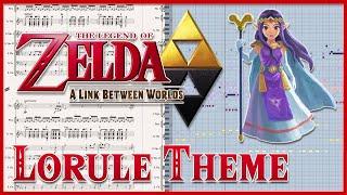 "New Transcription: ""Lorule Theme I"" from Zelda: A Link Between Worlds (2013)"