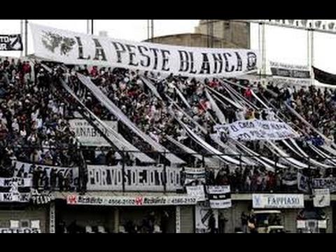 """""""Hinchada de ALL BOYS la peste blanca de visitante"""" Barra: La Peste Blanca • Club: All Boys"""