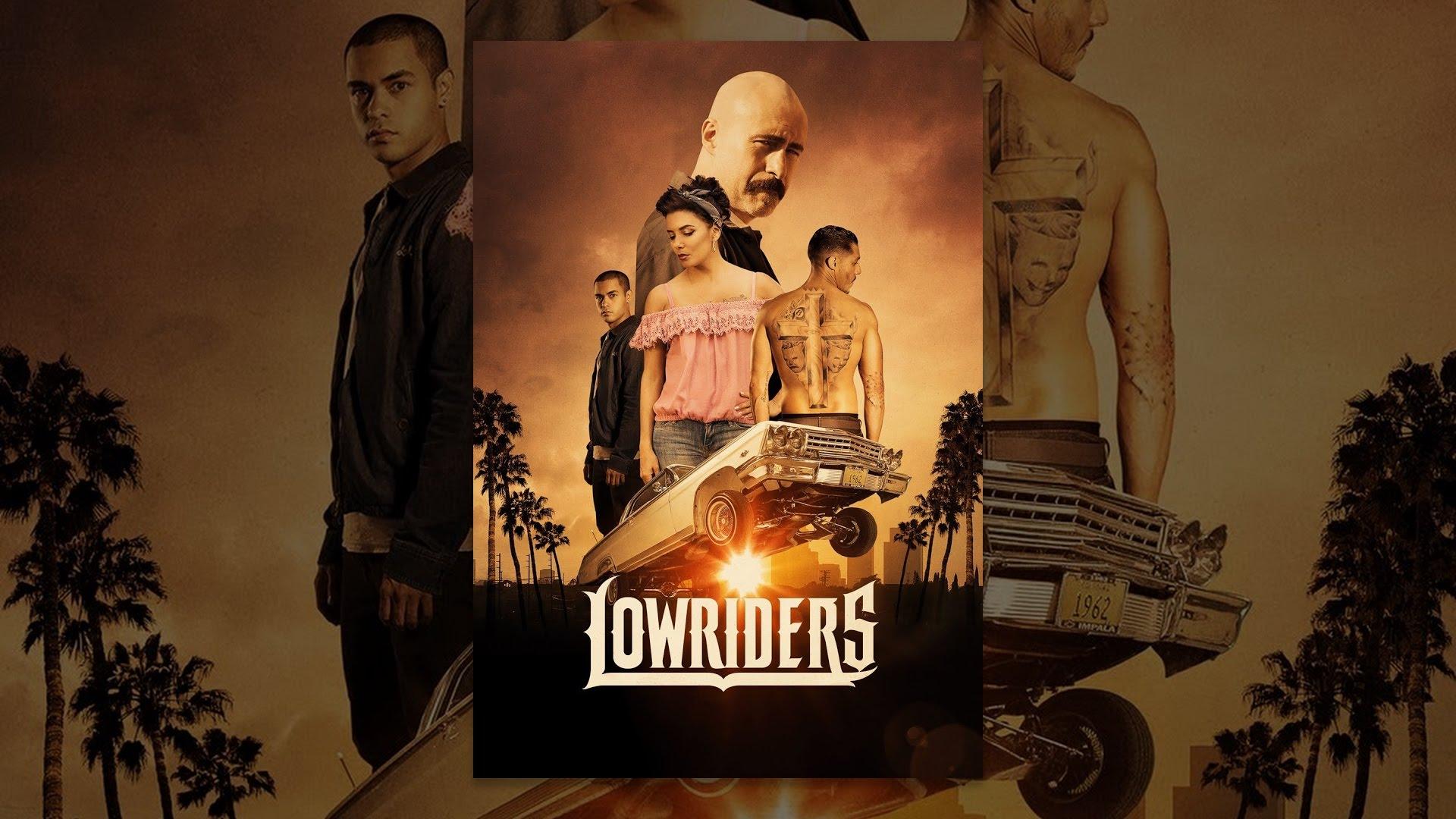 Trailer för Lowriders