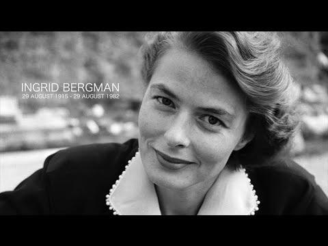 Ingrid Bergman - Transformation