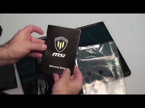 MSI WS60 6QJ Workstation análisis en español