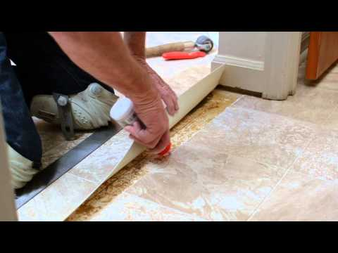 IVC Installation Tips #13 – Cutting Seams & Joining Sections