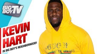 BigBoyTV - Kevin Hart on Hollywood Bowl, Kanye West, J. Cole, Personal Scandal & a Lot More