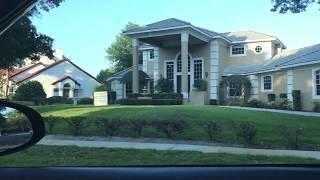 КОГДА ЖИЗНЬ УДАЛАСЬ дома американской мечты Windermere Florida 05.17 богатые в США