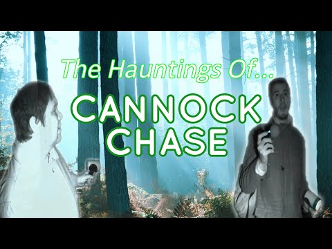 Cannock Chase: Searching For The Black Eyed Children