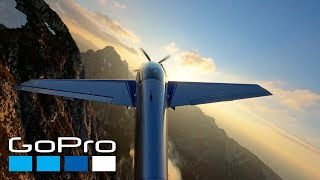 GoPro: Scenic Flight over the Austrian Alps