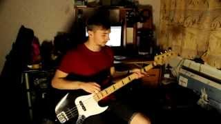 Anti-Flag - Project For A New American Century (Bass Cover)