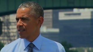 Obama Comments On MH17 Crash In Ukraine