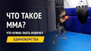 Что такое MMA? Все что нужно знать новичку о смешанных единоборствах