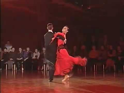 YouTube International Ballroom Tango video thumbnail