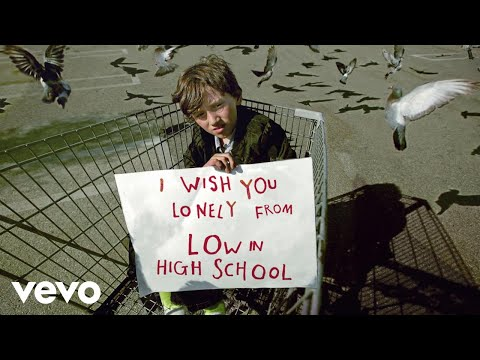 I Wish You Lonely Lyric Video