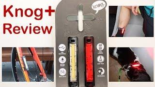 Knog Plus Wearable Lights Review - Bike, Run, Dog?!