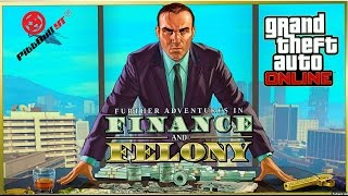 GTA 5 Online: Adventures in Finance and Felony W/Host Pittbull YT by theTIVANshow