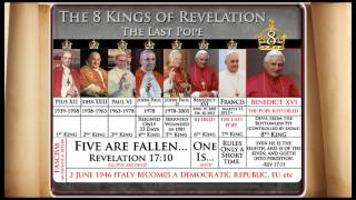 Obama Prophecy and the 8th King Revealed Rev 17:10-11