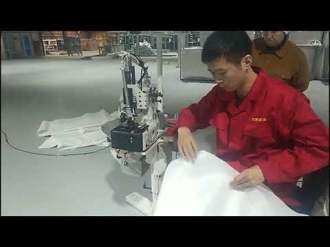 80700CD4HL Maquina para ara coser sacos contenedor BIG BAGS