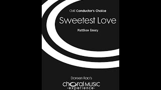 Sweetest Love - Matthew Emery