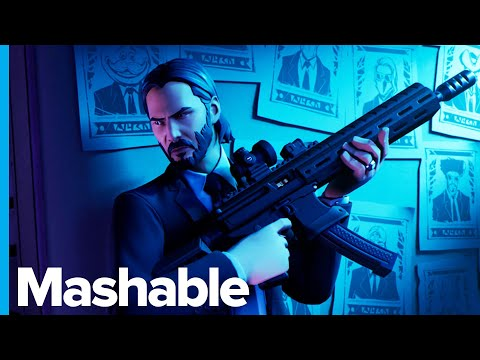 Google News John Wick Is Officially In Fortnite Overview
