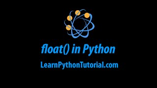 float() built-in function in Python