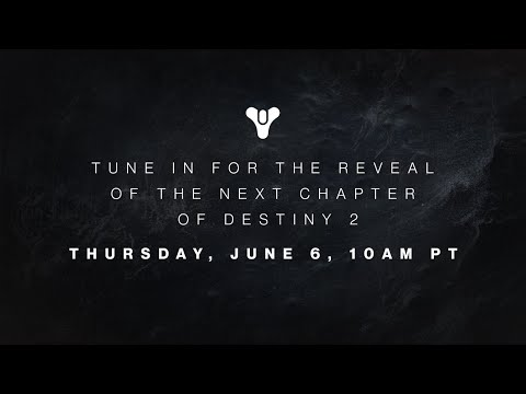 The Next Chapter for Destiny 2