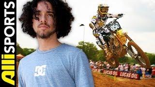 Blake Wharton's House Tour, Alli Sports Motocross Picture This