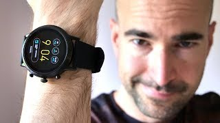 Fossil Gen 5 Smartwatch Review   Galaxy Smasher?
