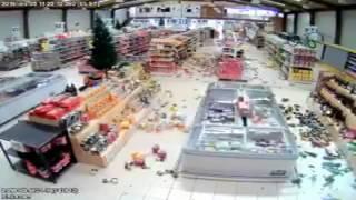 Gempa Bumi  Magnitude77 Di Chile 2016  Chile Earthquake