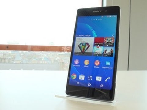 Sony Xperia Z2; a 4K shooting, waterproof powerhouse