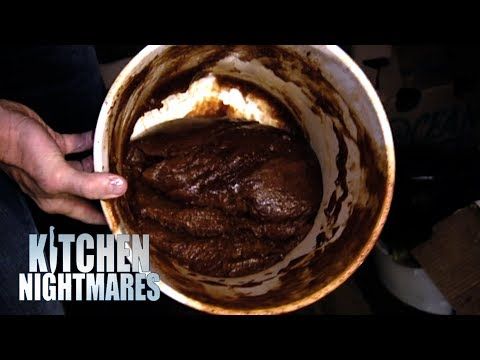 DISGUSTING Kitchen Shocks Gordon Ramsay | Kitchen Nightmares