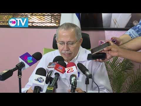 Minsa: Nos mantenemos con 3 casos confirmados de Covid-19 en Nicaragua