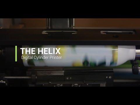 Helix® Digital Cylinder Printer